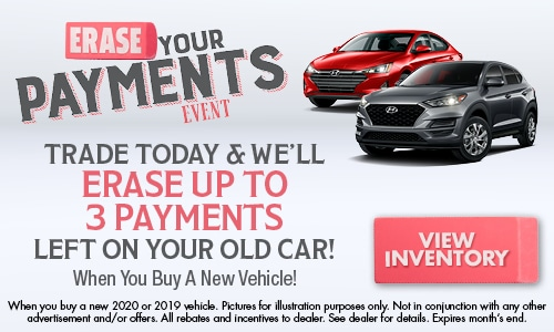 Erase Your Payments Event