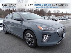 New 2020 Hyundai Ioniq EV Limited Hatchback for sale in Johnston, RI