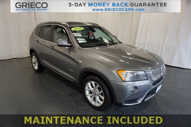 Used Bmw X3 Johnston Ri