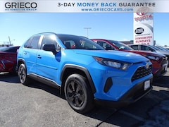 New 2021 Toyota RAV4 LE SUV for sale in East Providence