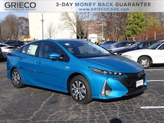 New 2021 Toyota Prius Prime XLE Hatchback for sale in East Providence