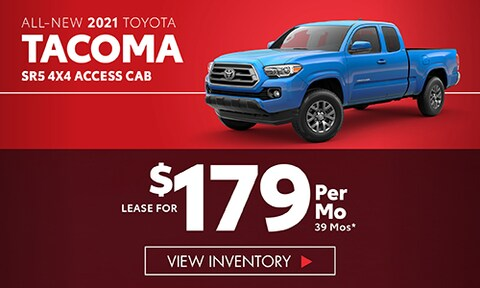 All-New 2021 Toyota Tacoma
