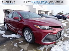 New 2021 Toyota Camry LE Sedan for sale in East Providence, RI