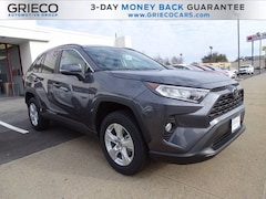 New 2021 Toyota RAV4 XLE SUV for sale in East Providence