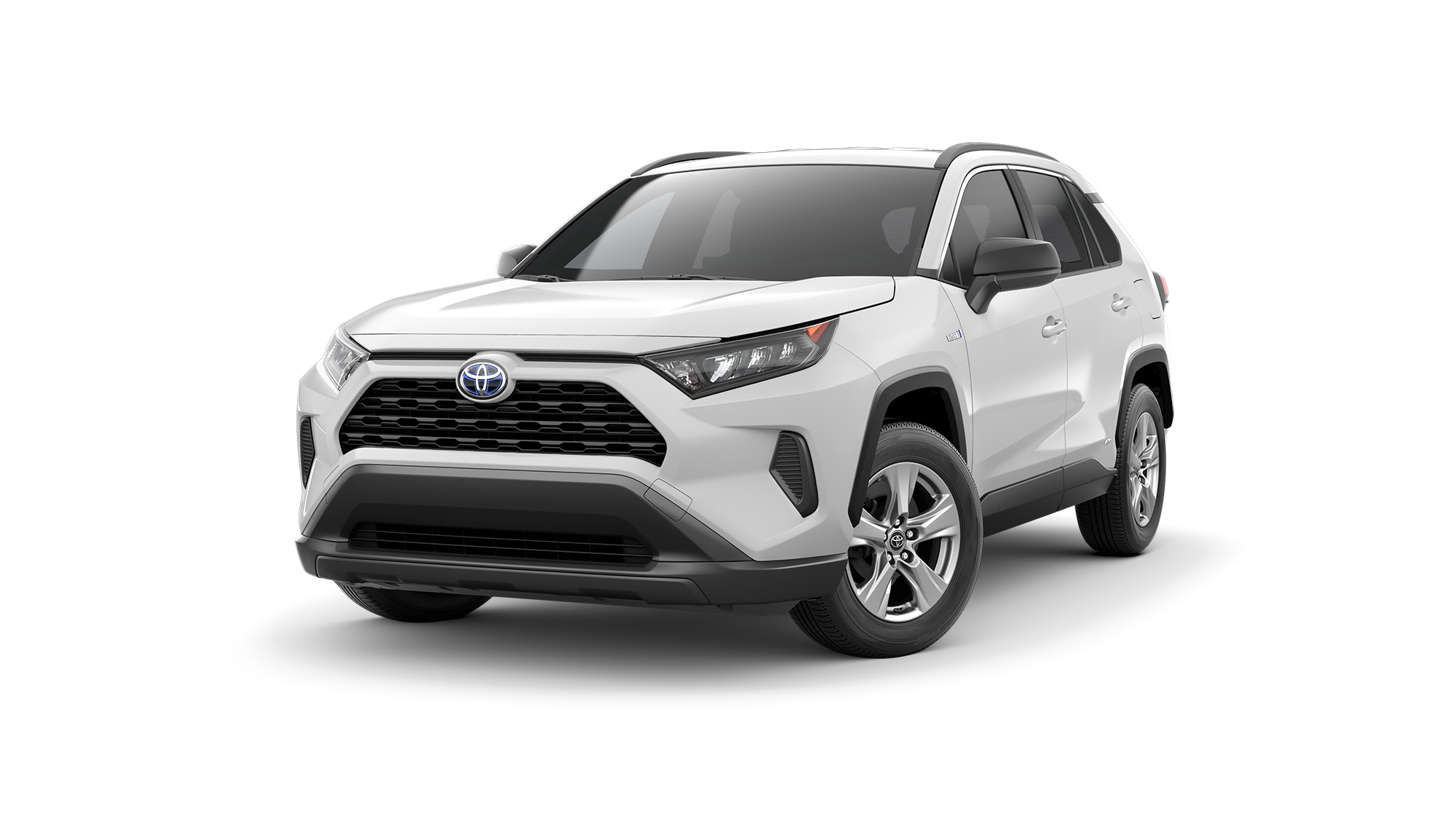 The New Toyota Rav4 Hybrid Is A Green Suv Grieco Toyota