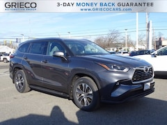 New 2021 Toyota Highlander XLE SUV for sale in East Providence, RI