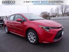 New 2021 Toyota Corolla LE Sedan for sale in East Providence