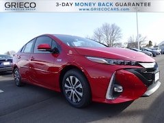 New 2020 Toyota Prius Prime Limited Hatchback for sale in East Providence, RI