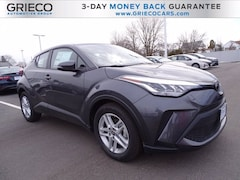 New 2021 Toyota C-HR LE SUV for sale in East Providence