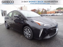 New 2021 Toyota Prius LE Hatchback for sale in East Providence