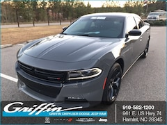 2019 Dodge Charger SXT RWD Sedan Rockingham
