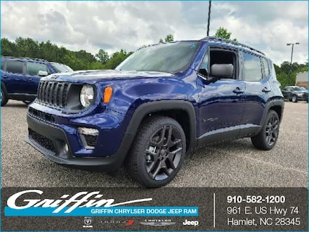 2021 Jeep Renegade 80TH ANNIVERSARY FWD Sport Utility