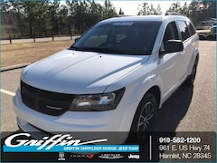 2018 Dodge Journey SE Sport Utility Rockingham