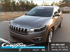 2019 Jeep Cherokee LATITUDE FWD Sport Utility Rockingham