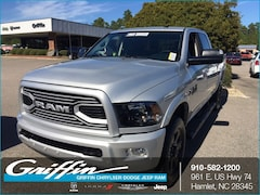 2018 Ram 3500 BIG HORN CREW CAB 4X4 6'4 BOX Crew Cab Rockingham