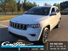 2019 Jeep Grand Cherokee LAREDO E 4X2 Sport Utility Rockingham