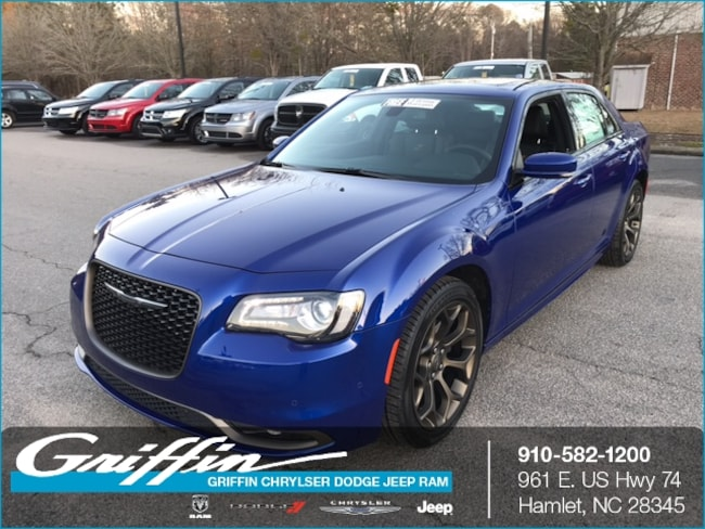 2018 Chrysler 300 S Sedan Rockingham