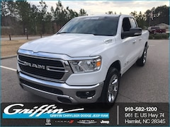 2019 Ram All-New 1500 BIG HORN / LONE STAR QUAD CAB 4X2 6'4 BOX Quad Cab Rockingham