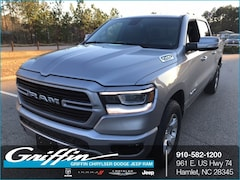 2019 Ram All-New 1500 BIG HORN / LONE STAR CREW CAB 4X2 5'7 BOX Crew Cab Rockingham