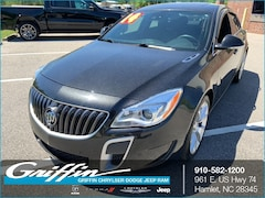 2014 Buick Regal GS Sedan