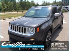 2018 Jeep Renegade LIMITED 4X2 Sport Utility Rockingham