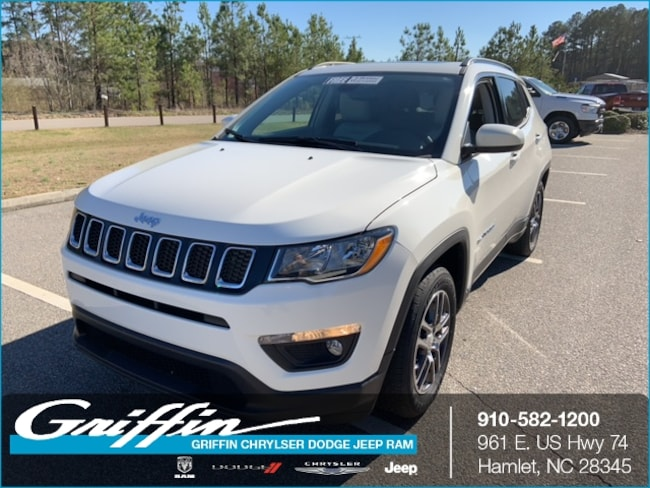2019 Jeep Compass SUN & WHEEL FWD Sport Utility Rockingham