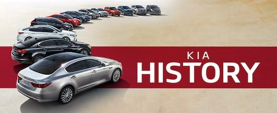 History of Kia Motors