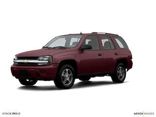 New Kia 2007 Chevrolet TrailBlazer SUV for sale in Meadville, PA