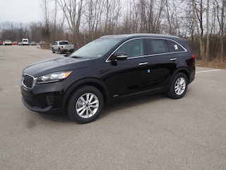 available Griffin Kia vehicle 2019 Kia Sorento 2.4L LX SUV for sale in Meadville, PA