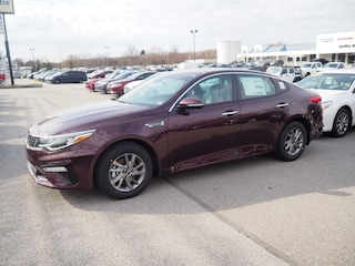 New Kia 2019 Kia Optima LX Sedan for sale in Meadville, PA