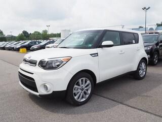 New Kia 2019 Kia Soul + Hatchback for sale in Meadville, PA