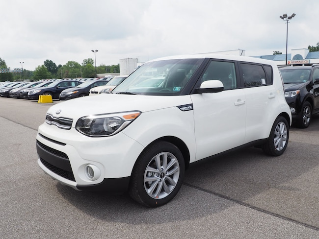 New Kia 2019 Kia Soul + Hatchback for sale in Meadville, PA