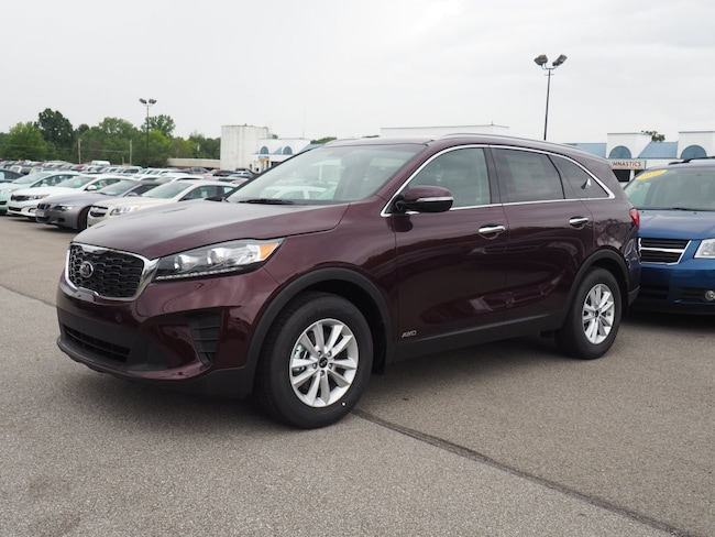 New Kia 2019 Kia Sorento 3.3L LX SUV for sale in Meadville, PA