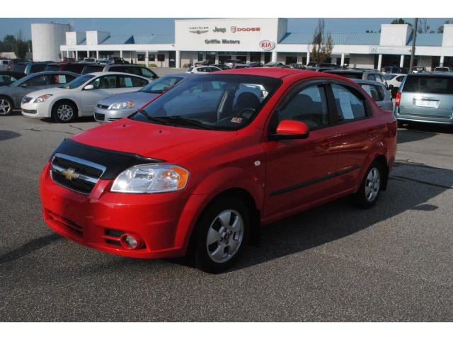 Used Used 2007 Chevrolet Aveo Near Erie For Sale Meadville Pa
