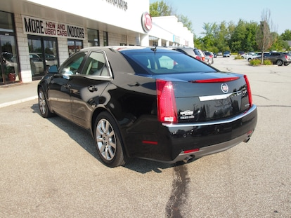 Used Used 2008 CADILLAC CTS Near Erie For Sale | Meadville