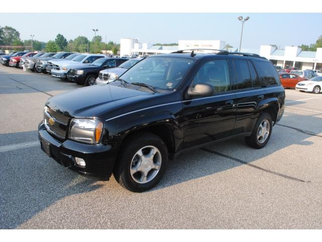 Used Used 2009 Chevrolet Trailblazer Near Erie For Sale Meadville