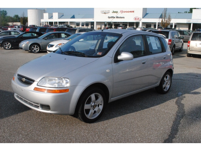 Used Used 2006 Chevrolet Aveo Near Erie For Sale Meadville Pa