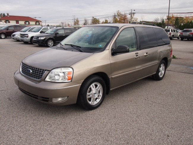 Used Used 2006 Ford Freestar Near Erie For Sale