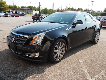 Used Used 2008 CADILLAC CTS Near Erie For Sale