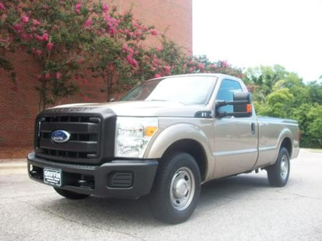 2011 Ford F-250 XL Truck Regular Cab