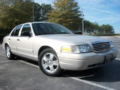2010 Ford Crown Victoria LX Sedan