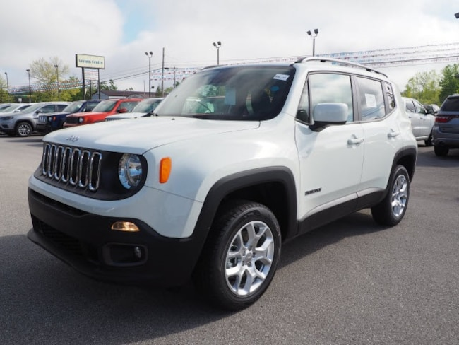 New 2018 Jeep Renegade LATITUDE 4X4 Sport Utility for sale in Meadville, PA