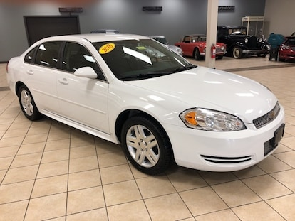 Used 2016 Chevrolet Impala Limited For Sale At Griffin Motors Vin 2g1wb5e34g1146705