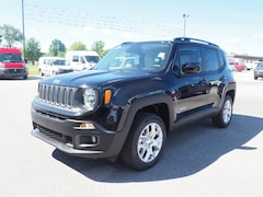 New 2018 Jeep Renegade LATITUDE 4X4 Sport Utility 7316 for sale in Meadville, PA