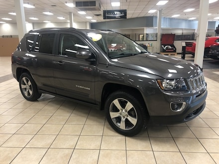 2016 Jeep Compass High Altitude SUV  Sport Utility 4WD