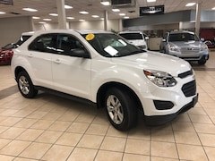 Used 2017 Chevrolet Equinox LS SUV  Sport Utility FWD for sale in Meadville, PA