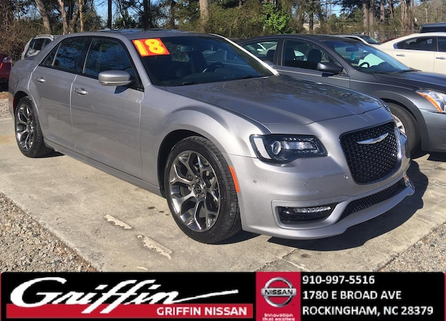 2018 Chrysler 300 300S Car