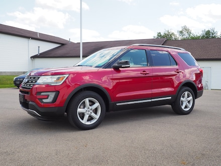 Featured used 2017 Ford Explorer XLT SUV for sale in Seneca, PA