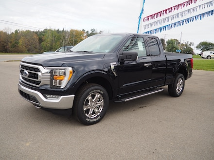 Featured new  2021 Ford F-150 XLT Truck for sale in Seneca, PA