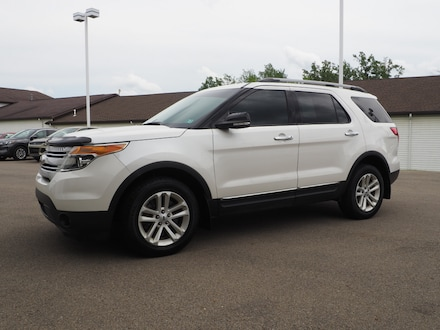 Featured used 2015 Ford Explorer XLT SUV for sale in Seneca, PA